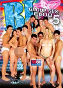 Grossansicht : Cover : Bi Group Sex Club #5