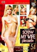 Grossansicht : Cover : Screw My Wife Please #54