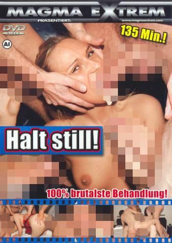 Titel: Halt still / Studio: Magma Film / Aus: 2004 / L�nge: 143 Min / Kategorie: gangbang / gruppensex / hardcore /sextreffen / bukakke / Pornostars.: junge Amateure, Teenys, newcommer