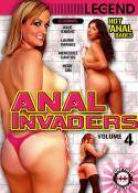 Grossansicht : Cover : Anal Invaders #4