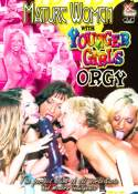 Grossansicht : Cover : Mature Girls Orgy