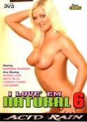 Grossansicht : Cover : I Love Em Natural 06
